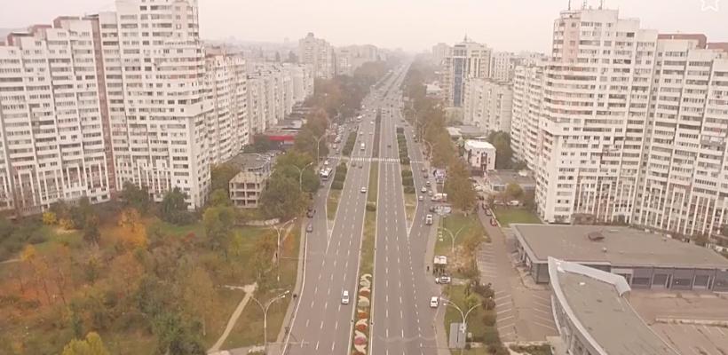 Află cu ce mijloc de transport ajungi cel mai repede la destinație, în Chișinău. Sigur nu cu mașina!