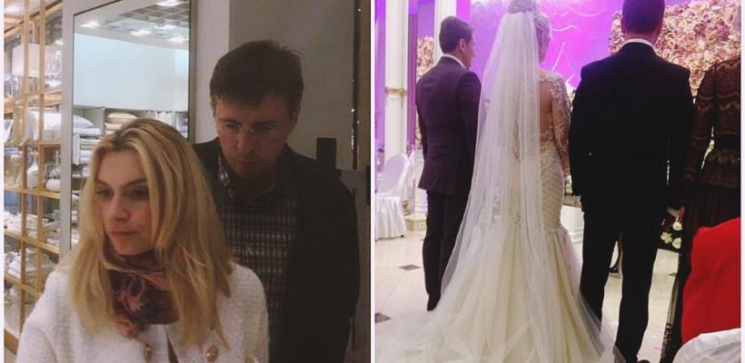 Fosta iubită a lui Dorin Chirtoacă s-a căsătorit (Video)