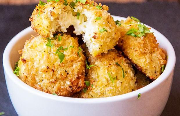 Chifteluțe de conopidă – rețeta perfectă pentru prânzul de luni! Iată cum se prepară