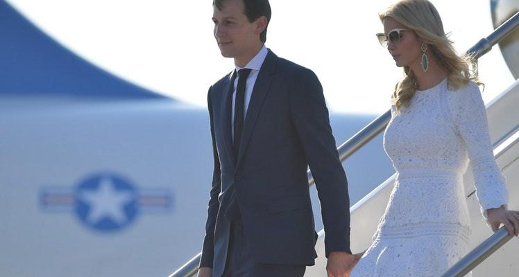 Ivanka Trump și-a felicitat soțul, Jared Kushner, cu ocazia aniversării a opt ani de căsnicie