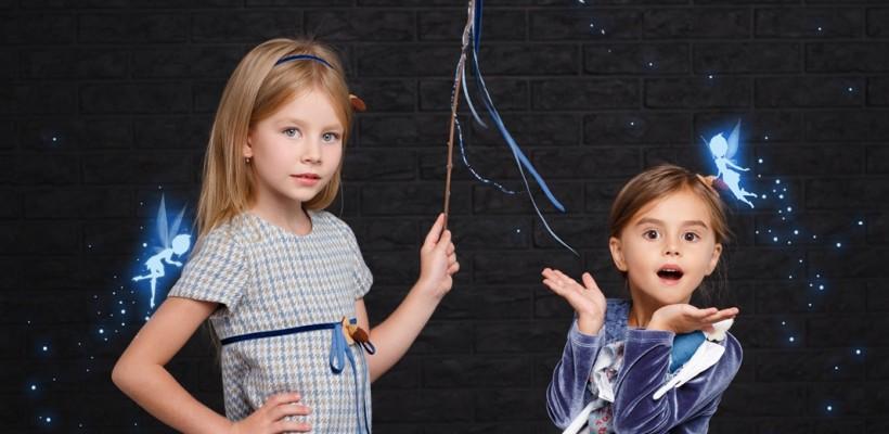 Magie pentru cei mici, inspirată din poveștile nordice (Foto/Video)