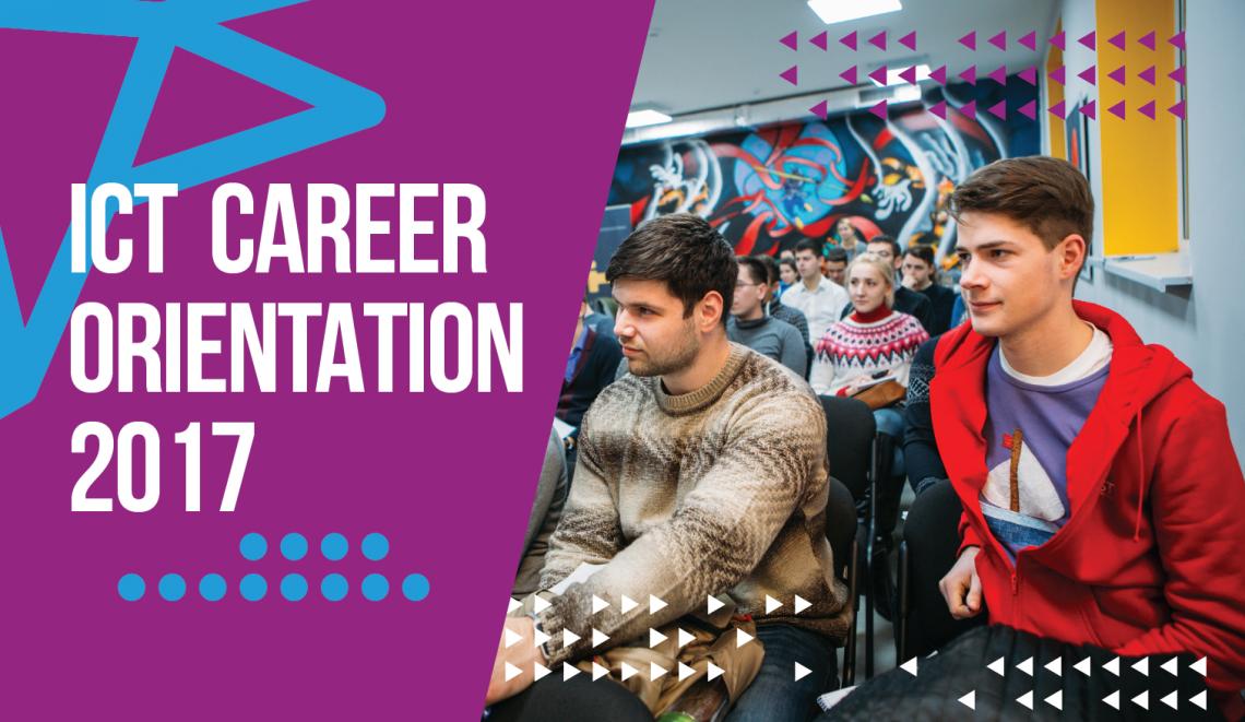 Studenții de la IT sunt invitați la o nouă ediție ICT Career Orientation