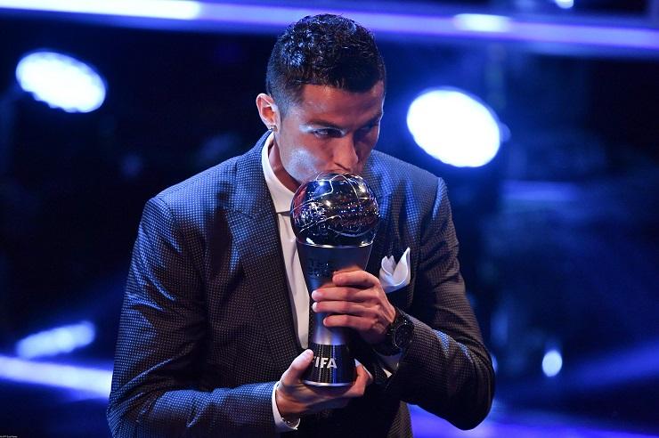????????? 'The Best FIFA Football Awards 2017' ? ???????