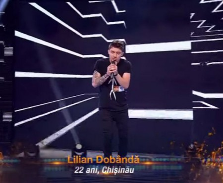 Vocea din Republica Moldova care i-a vrăjit pe jurații de la X Factor din România (Video)