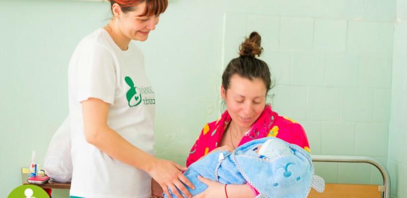 """""""Am pierdut laptele…"""" Află din interviul cu Olga Gutium cum poate fi recuperat laptele matern"""