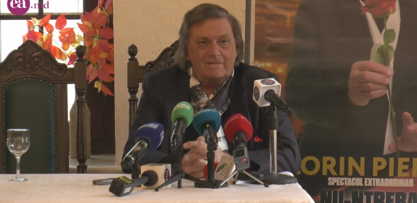 """Florin Piersic a revenit la Chișinău! """"Eu  am venit  aici și pentru ca să îmi găsesc o nevastă"""" (Video)"""