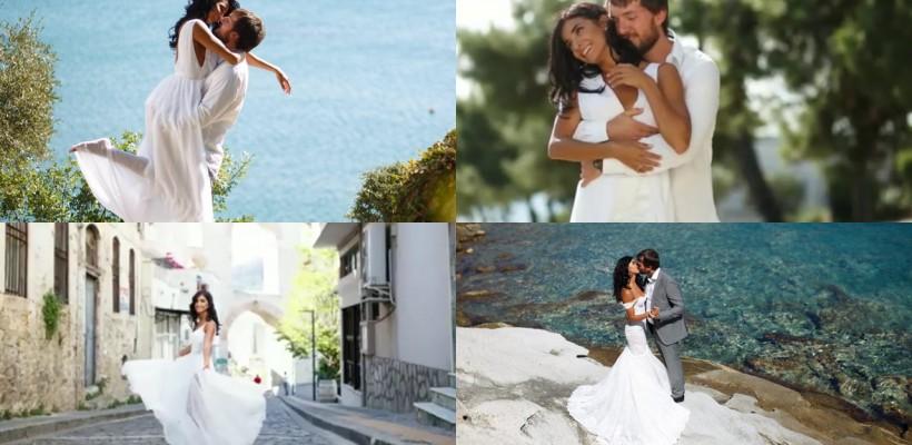 """Imagini de vis cu Inesa Voscoboinic în rol de mireasă! """"Eram gata să renunț la ideea unei nunți peste hotare"""""""