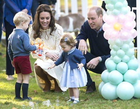 Kate Middleton și Prințul William au aflat sexul bebelușului. I-au ales și un nume