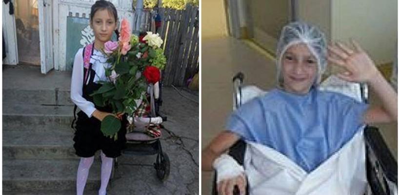 Ea.md susține familia Turturică și vine cu un ajutor pentru operația la inimă a Nadinei