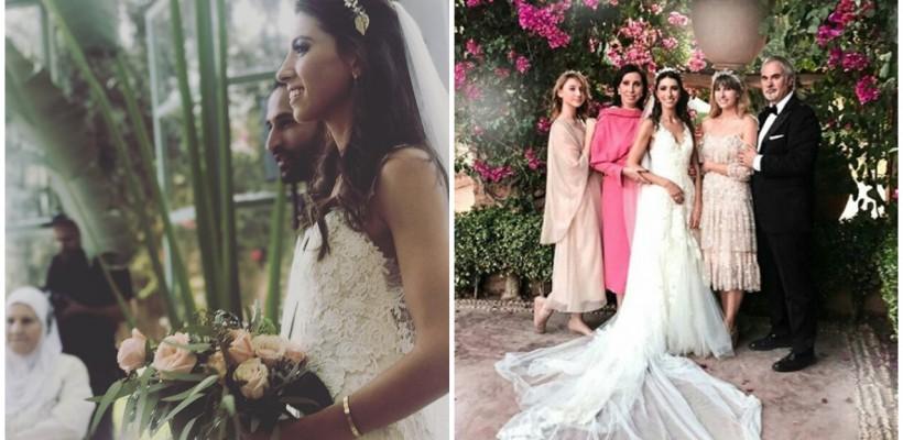 Fiica lui Valerii Meladze a jucat nunta la Marrakech. Artistul a condus-o la altar