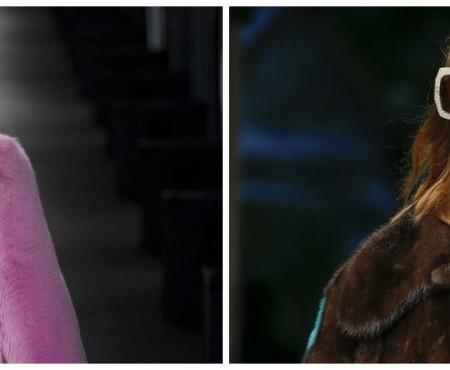 """Casa de modă Gucci renunță să mai lucreze cu blănurile. Directorul Marco Bizzarri: """" Blana naturală e un concept învechit"""""""