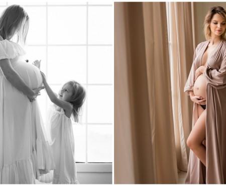 Irina Spinei, fotografa nou-născuților, s-a apucat de capul graviduțelor. Le dezbracă de complexe, le transformă în zâne