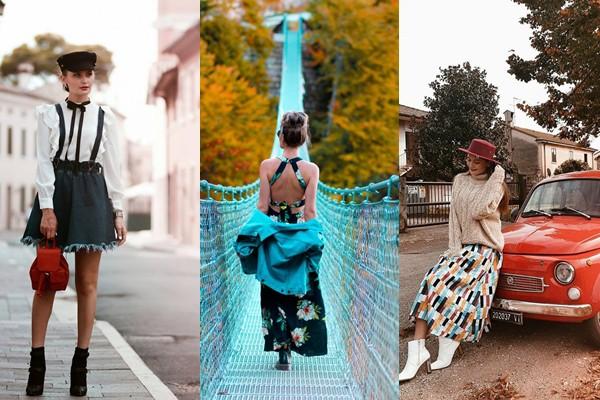 Mia Beschieri, bloggerița urmărită de peste 100 de mii de oameni! Stilul ei vestimentar te va cuceri (Foto)