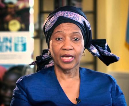 Phumzile Mlambo-Ngcuka, Adjuncta Secretarului General ONU și Directoarea Executivă UN Women, despre #MeToo
