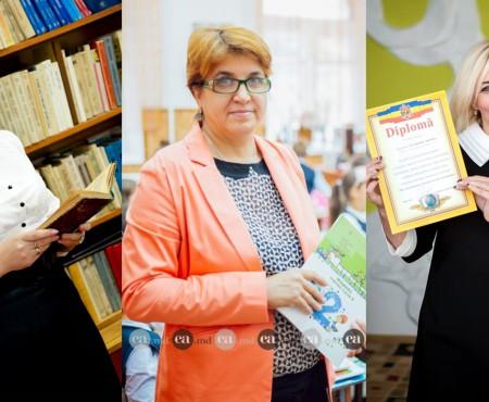 Top 7 cadre didactice care au ales să rămână acasă, în Moldova, pentru a educa și a crește noi generații