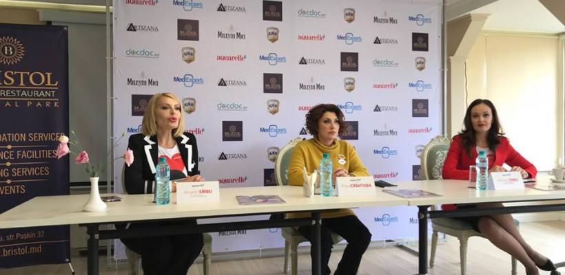 """Roza Syabitova, co-prezentatoarea emisiunii  """"Davay Pojenimsea"""", în premieră la Chișinău. Va ține un seminar pentru publicul de la noi"""