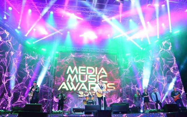 Carla's Dreams, premiat pentru 4 categorii la Media Music Awards. Iată ce artiști români au mai luat premii