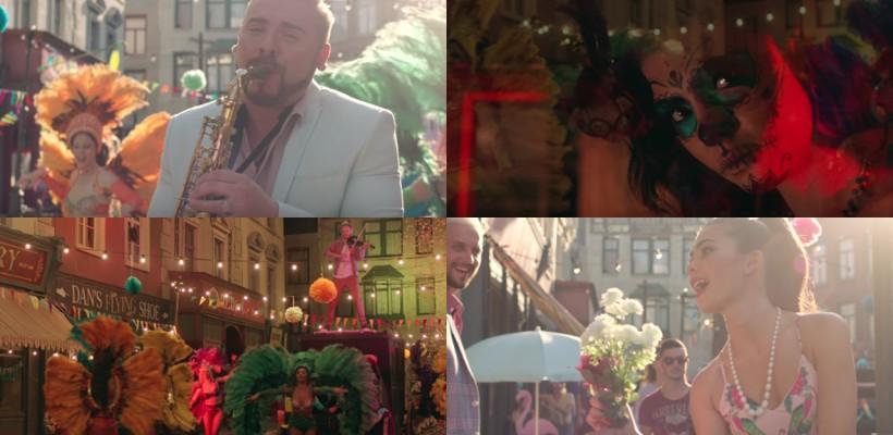 Au adus Carnavalul de la Rio pe străzile Bucureștiului! Sunstroke Project lansează un nou videoclip plin de culoare (Video)