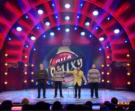 O trupă de stand-up din Moldova a ajuns în semifinalele unui show umoristic din Ucraina (Video)