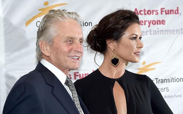 Michael Douglas și Catherine Zeta-Jones, împreună în public, după o lungă perioadă în care au fost absenți