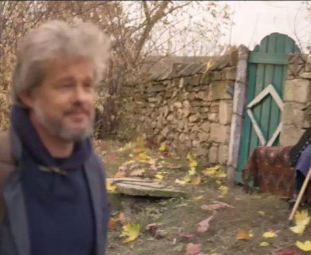 E sau nu Brad Pitt? Află cine e actorul din noul spot de promovare a turismului local (Video)