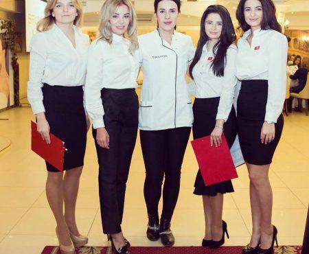 """Esteticiana Daria Room, Tatiana Gavliuc vă prezintă noua gamă de cosmetica """"Lab Divison Boosters"""" Pielea ta va radia de fericire (Video)"""