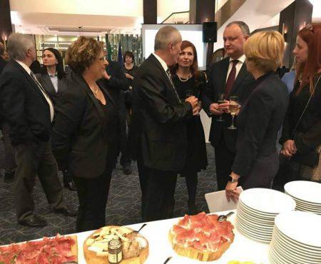 Un celebru bucătar italian a gătit în cel mai tare hotel din capitală (Foto)