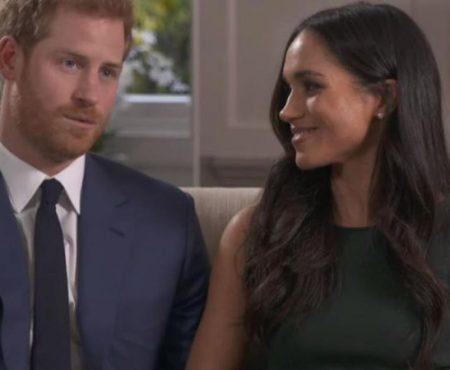 Primul interviu cu Prințul Harry și logodnica lui Meghan Markle! Știa că EA este aleasa din primul moment în care s-au întâlnit (Video)