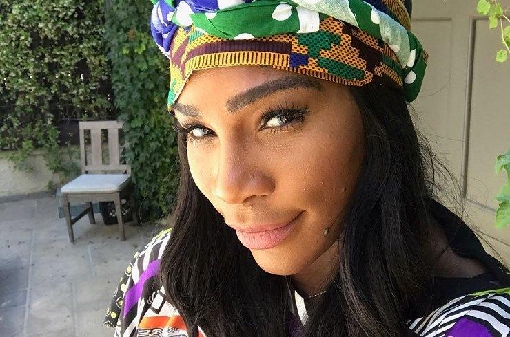 Tânăra mămică, Serena Williams, a organizat o petrecere a burlăcitelor, înainte de nuntă