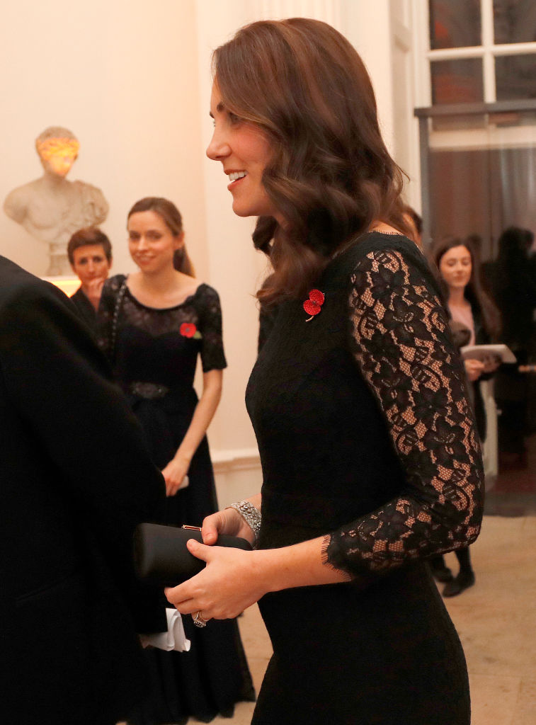 The Duchess Of Cambridge Attends The Anna Freud National Centre Gala Dinner