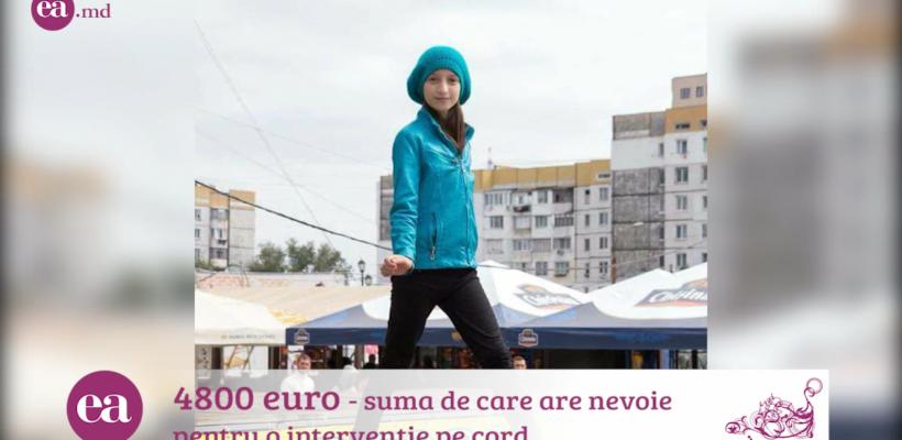 Nadina Turturică a învins maladia cardiacă pe care o avea! Fetița e bine și se recuperează rapid