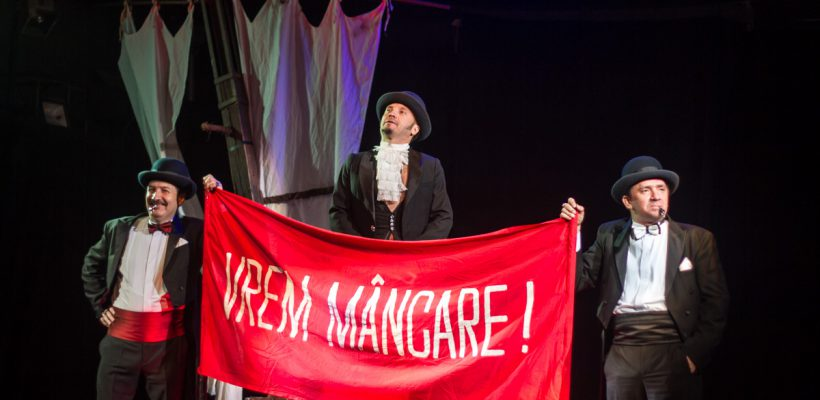Spectacole inedite toată săptămâna la Teatrul Național Mihai Eminescu!