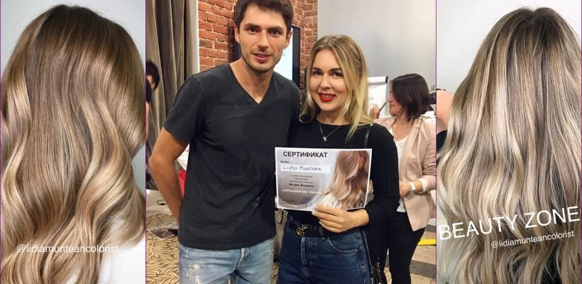 Lidia Muntean, beautymakerul care știe că frumusețea n-are hotare (Foto)