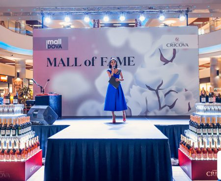 "O nouă ediție ""Mall of Fame"" a adunat fashionistele din capitală la Shopping MallDova (Video)"