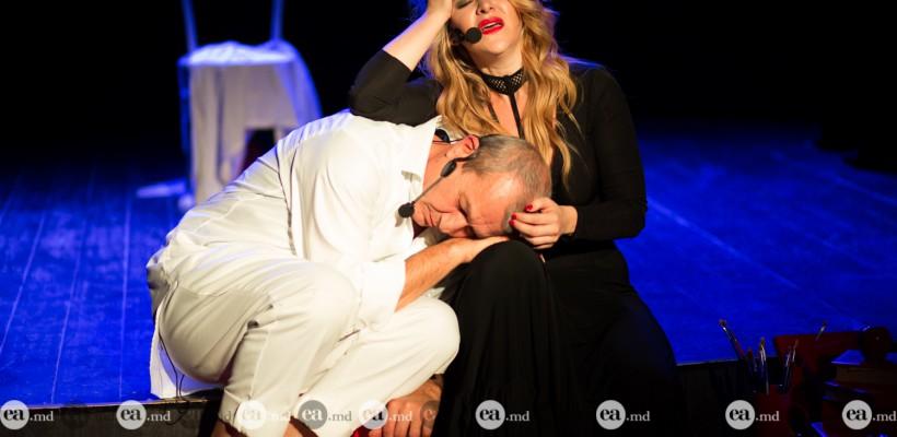 Bărbații ar putea să nu mai înșele după spectacolul 6.9, cu Ola TABU în rolul principal (Foto)