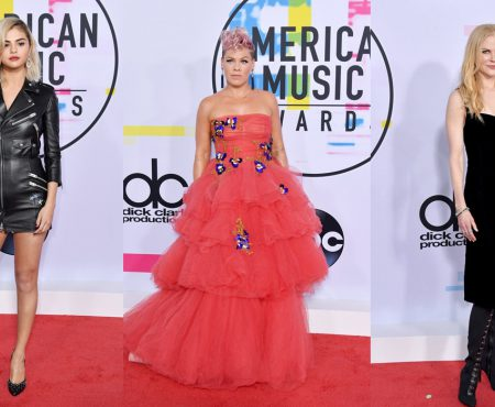 Au strălucit la propriu! Ce ținute au ales vedetele de peste ocean pentru American Music Awards 2017 (FOTO)