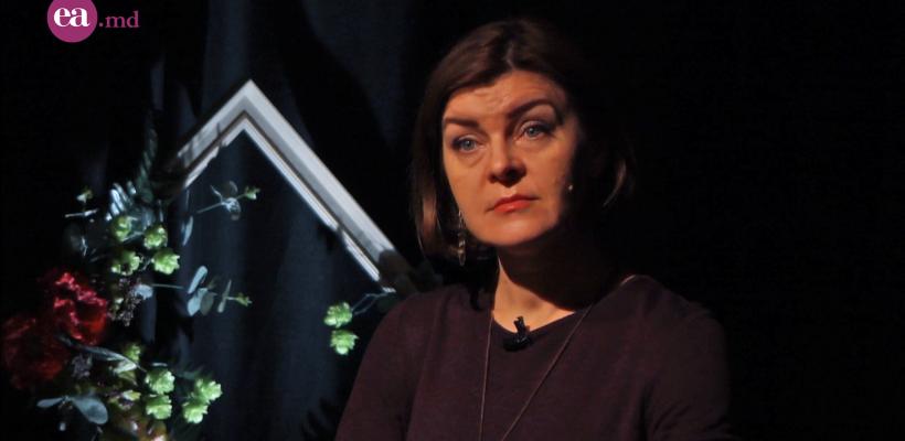 """Angela Stafii, în proiectul """"Din nou EA"""": Dacă ai ajuns la divorț, înseamnă că mai ai de lucru asupra ta, ca să nu admiți aceleași greșeli (Video)"""