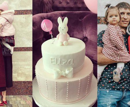 Fiica Elenei Bivol a împlinit ieri un anișor! Micuța a avut parte de o aniversare de poveste (FOTO)