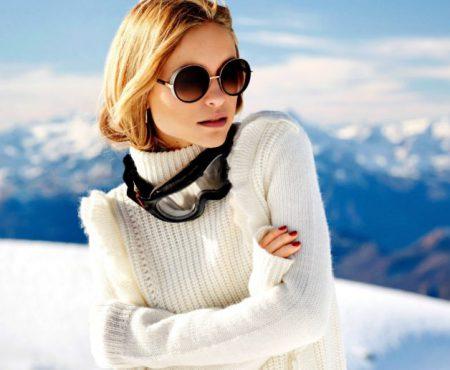 4 motive pentru care ar trebui sa porți ochelarii de soare și iarna