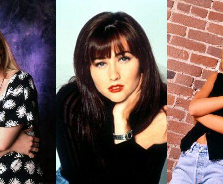 """Atât de schimate! Cum arată astăzi divele din """"Beverly Hills, 90210"""" (Foto)"""