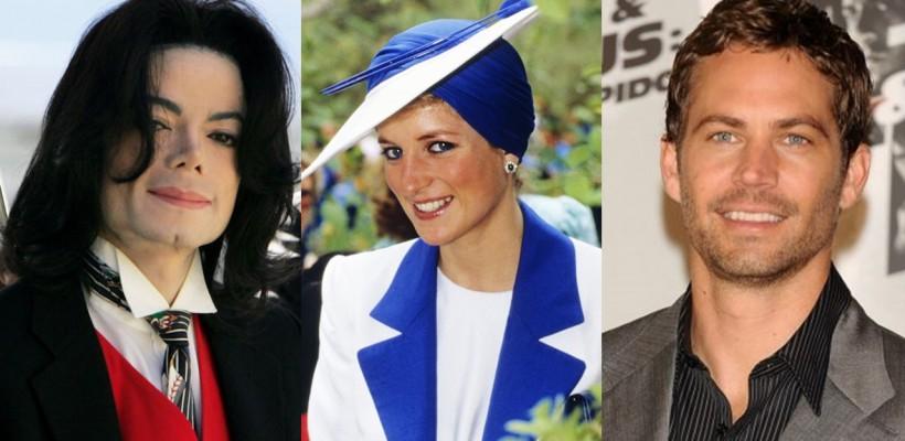 Morțile tragice ale acestor celebrități au scris istorie! Vezi cine a murit în cele mai bizare moduri