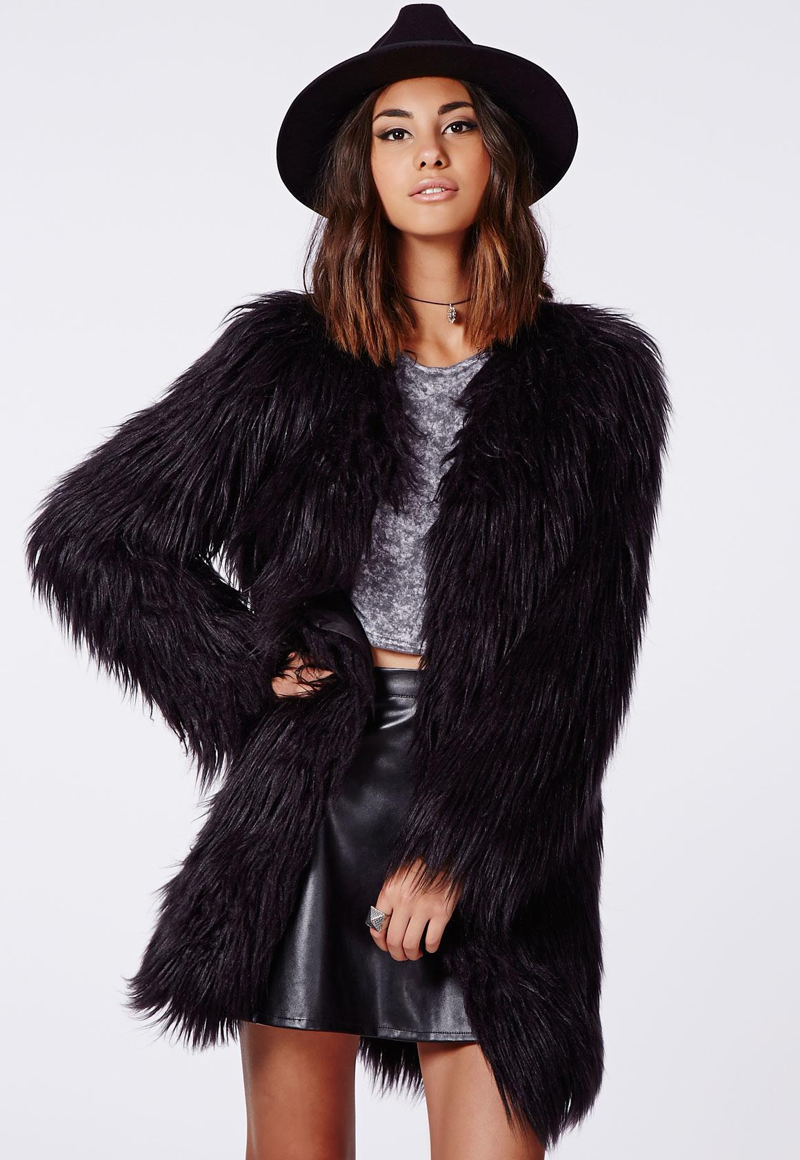 cloe-shaggy-faux-fur-coat-black