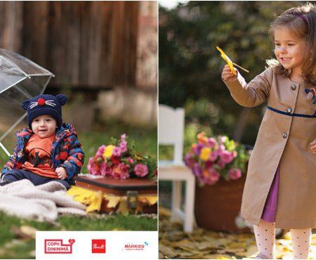 """Cei mai norocoși """"Copii DININIMA"""" au devenit vedete în ținute de sezon (Foto)"""