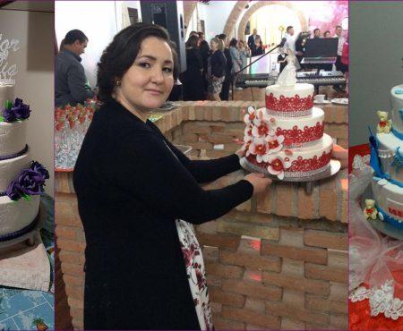 Diana Lupu înnebunește iubitorii de dulciuri din Italia cu torturile sale. Moldoveanca visează la o patiserie în Chișinău