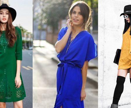 Aceste culori de haine te fac mai frumoasă dacă ești brunetă! Tu le porți?