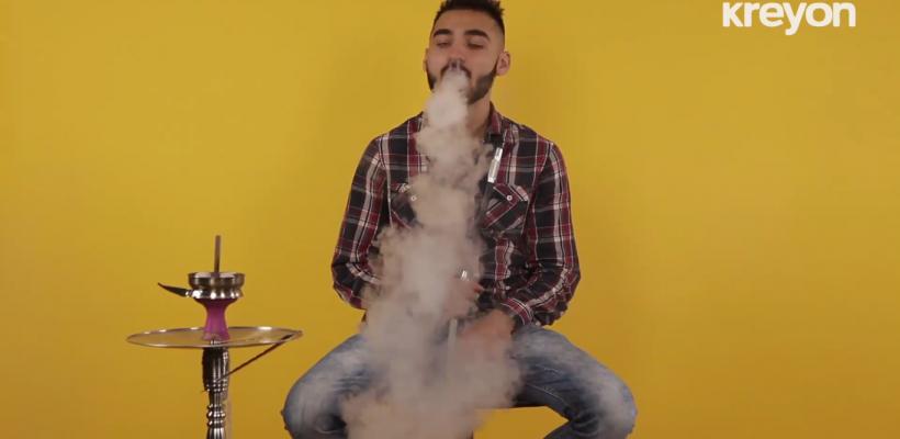 """VIDEO. Hy No Rock de la narghiliști, despre jobul de vis: """"Primesc bani pentru că fumez și dau și la alții"""""""