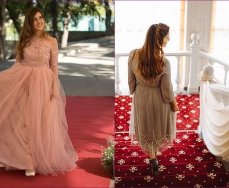 Bloggerița Daniela Dermengi a fost ieri mireasă. Vezi imagini de la nuntă (Foto/Video)