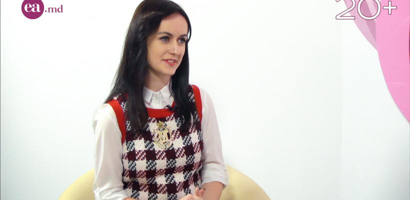 Diana Agachi, femeia care ia afacerea ca pe un sport. Un interviu marca 20+ (Video)