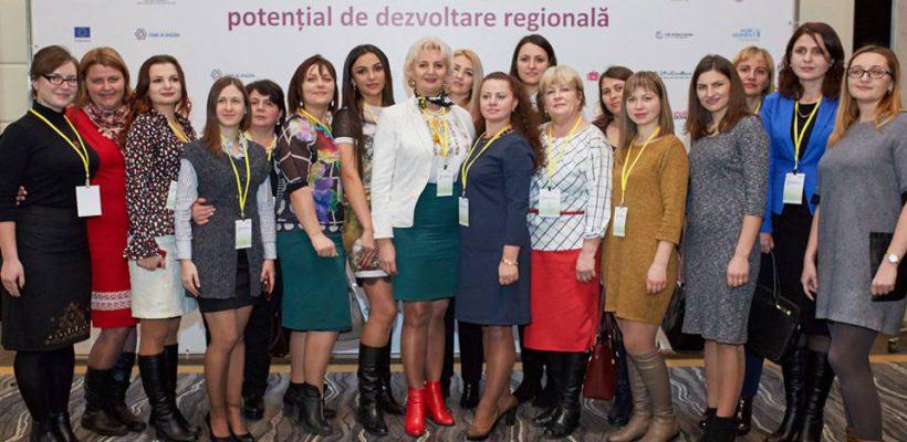 Schimburi de experiență și istorii de succes expuse la cea de-a treia ediție a Forumului Național al Femeilor din Moldova