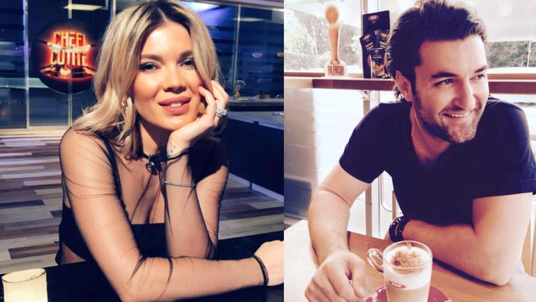 Relația dintre Smiley și Gina Pistol a fost confirmată! Vezi cine este vedeta care i-a dat de gol